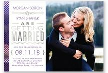 Wedding Invitations / by Diana Jorgensen Loera