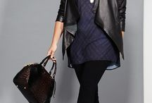 Leggings Style / Casual chic