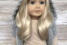 knitted crochet doll clothes