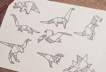 Geometric draw
