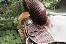Custom Leather Work and Saddlery