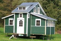 SMALL HOUSE | Tiny House / Tiny house living and design that inspires me to live simple and fully in my 1930's 920 square foot urban cottage | tiny house | storage solutions | tiny house design