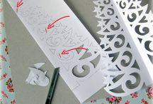 Vánoce - papír