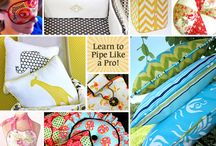 Tutorials: Sew4home.com / We visit Sew4home.com all the time - it's such a super reference tool.  Take a look at these technique tutorials and learn something new today!  Check out their website for more!