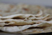 Wraps en Quesadilla's