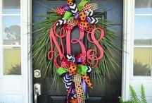 Wreath / by Brooke Bradburn