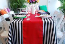 Nappes / Tablecloth / by Groupe ABP Sofa to Go