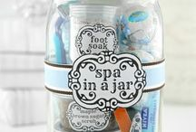 maison jars ideas
