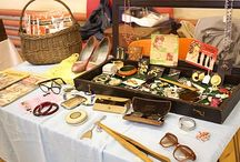 Vintage and craft fairs