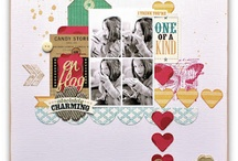 Scrapbook pages: 4 and more
