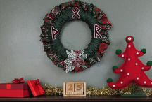 Yule Collection / Our Yule Collection is available year-round.