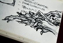 Sketchbooks / by Alberto Siordia