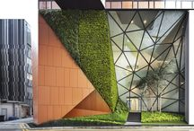 Green Wall / Do konserwy inspiracje