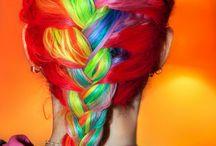 Hair / by Erin DiSabatino