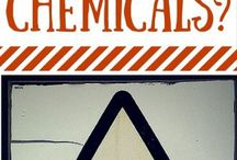 Chemicals in Your Home / Find out more about the worst chemicals that are hiding in your home and look for green and healthy options to keep your family safe.