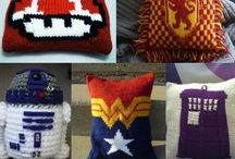 Nerdy knitting (and crochet)
