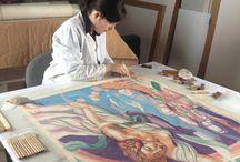 - art conservation-