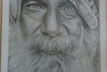 Portré rajzoló Mesterkurzus