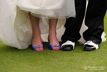 Unique Funky Wedding shoes