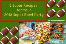 Super Bowl Party Recipes