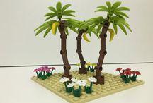 LEGO custom made items