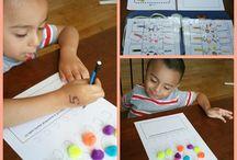 At Preschool: Language Arts