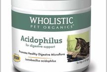 Holistic Pet Products