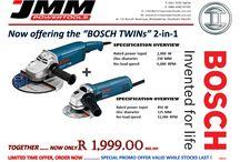 """""""Bosch Twins"""" 2-in-1"""