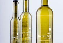 Olive Oil Labels