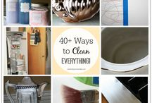 I WANT TO CLEAN MY APARTMENT / Usefull cleaning tips for all of us that hate cleaning