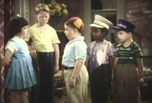 Little Rascals, aka Our Gang / Film of the original Little Rascals, aka Our Gang / by Phil Scheen