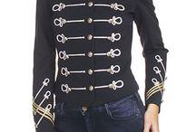 chaquetas militar