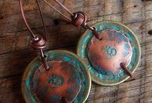 Kupfer,Messing,Bronze und Titan