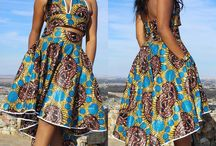 african outfit