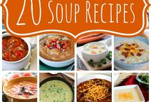Soup Recipes / Delicious soup recipes your family will love!