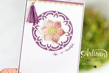 Eastern Palace Stampin' Up! Inspiration