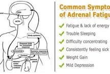 Adrenal Fatigue / I live with this every day and work hard to make myself better. For tips or tricks I can share with others or learn from others.