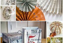 Riciclare giornali e riviste / E' vero, giornali e riviste si riciclano facilmente grazie alla differenziata, ma potrebbero tornare utili per qualche piccolo lavoro creativo fatto in casa. Vediamo come.