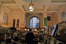Bookshops I love / Bookshops of the world