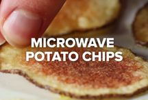 Easy microwave food
