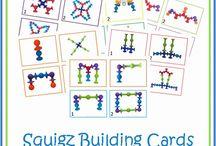 Building cards