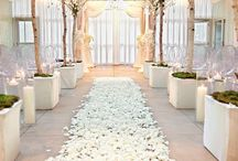 Green Wedding Ideas: Decorating With Trees