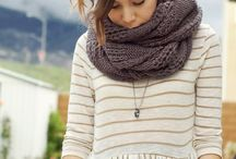 Scarfs/scarves