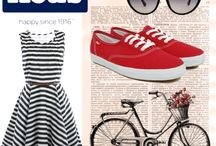Keds Inspiration Board / by Nicolle Saylor