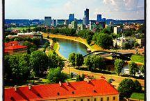 Vilnius, Lithuania / Vilnius, Lithuania
