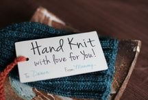 Knit Happens / Gifty knitty items and ideas to share as they relate to fibre and knitting.