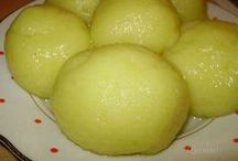 Bavorské bramborové knedle