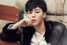 jimin ❤✌ / kpop Jimin lindo estiloso vocal bts Coréia