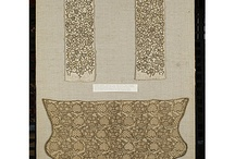 Embroidery - General 16th/17thC  / by Megan Hodges