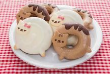 Donuts That Look Like Animals^^
